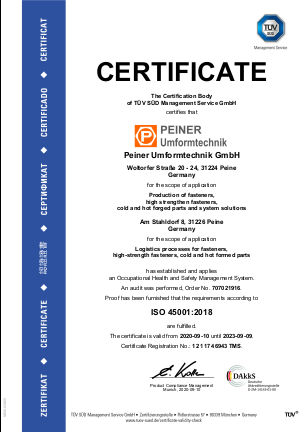 ISO 45001:2018 - english